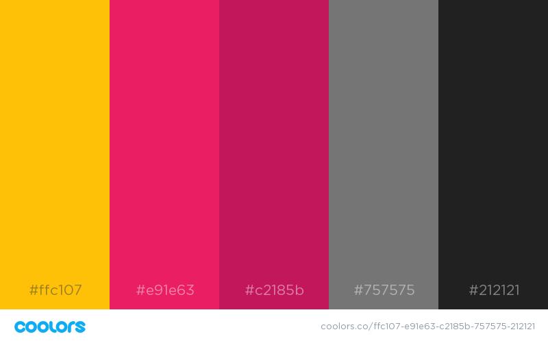 weselnik paleta kolorów